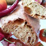 Pane fatto in casa | Agriturismo Il Castagneto - Castiglione Chiavarese | Liguria |